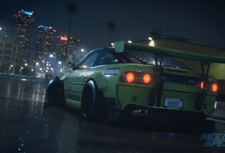Need for Speed - E3 Präsentation, Trailer & Gameplay